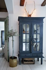 Decoración blue