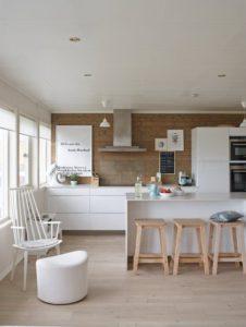Cocinas blancas   Woodies