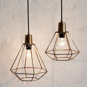 Lámparas de techo bajo para tu zona de trabajo | Woodies