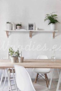 Estilo nordico en tu cocina| Woodies