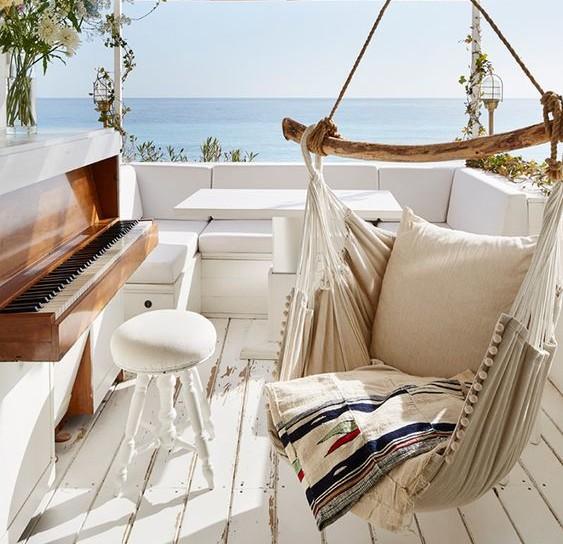 Estilo ibicenco: la decoración en blanco - Blog de Woodies.es