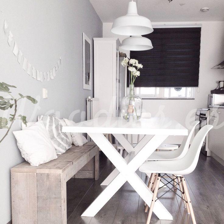 Mesa de comedor blanca ¿sí o no? - Blog de Woodies