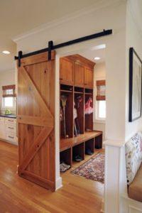 Puertas correderas de madera, la mejor forma de ahorrar espacio