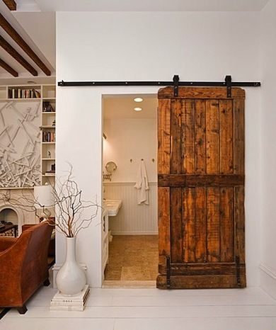 puertas correderas de madera la mejor forma de ahorrar espacio