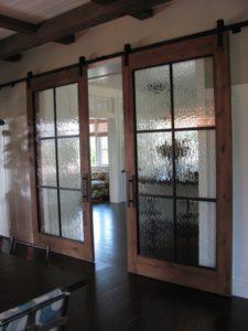 puertas de madera y cristal woodies - Puertas Correderas De Madera