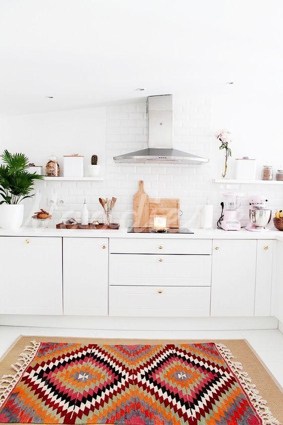 Kilim, el toque oriental para tu hogar
