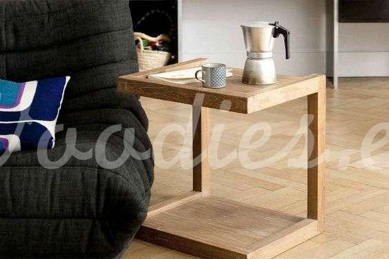 Mesas auxiliares la clave decorativa para tu sal n blog de woodies - Mesitas auxiliares salon ...