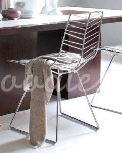 Silla estilo moderno comedor| Woodies
