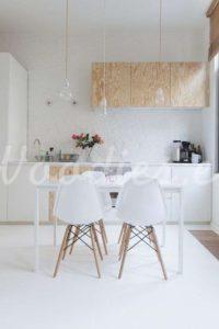 Silla estilo nórdico | Woodies