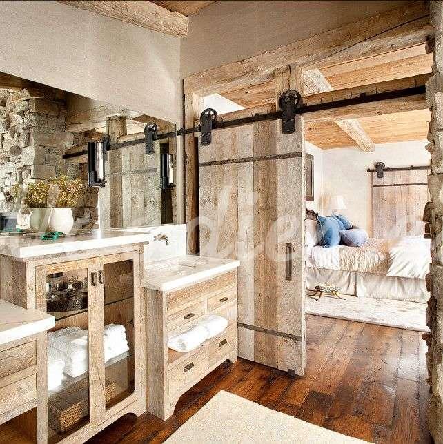 Exceptionnel 8 Ideas Para Decorar Tu Baño Rústico