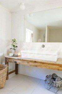 8 ideas para decorar tu baño rústico
