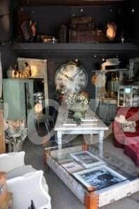 Muebles de todos los estilos en el Mercado de las Pulgas | Woodies