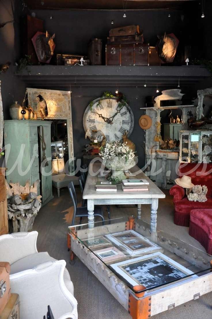 Mercado de las Pulgas, antigüedades y diseño en París