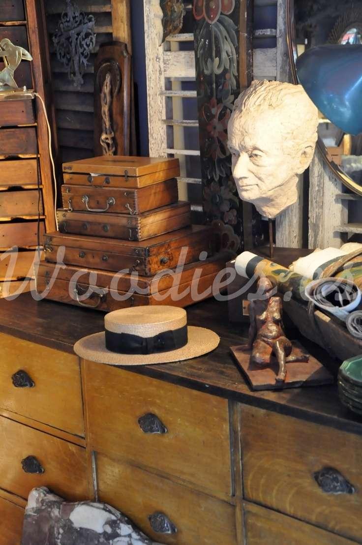 Detalles del Mercado | Woodies