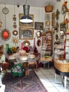 Decoración y antigüedades del Mercado de las Pulgas   Woodies