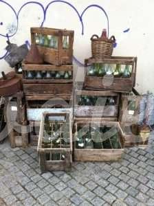 Objetos y antigüedades del mercado | Woodies