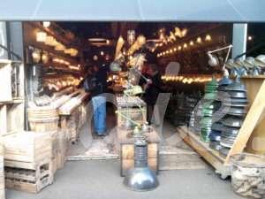 Mercado de las pulgas de diseño | Woodies