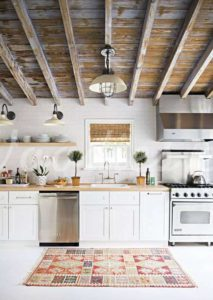 Casa de campo cocina   Woodies