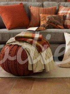 Fundas de cojines decoración otoñal | Woodies