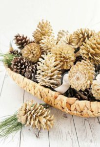 Cómo realizar una decoración otoñal | Woodies