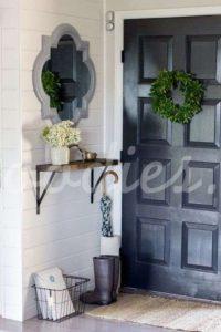 decorar entradas pequeñas