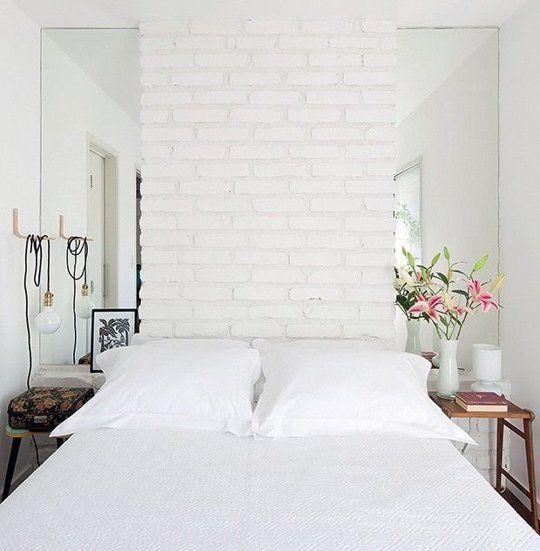 Agrandar una habitación con espejos