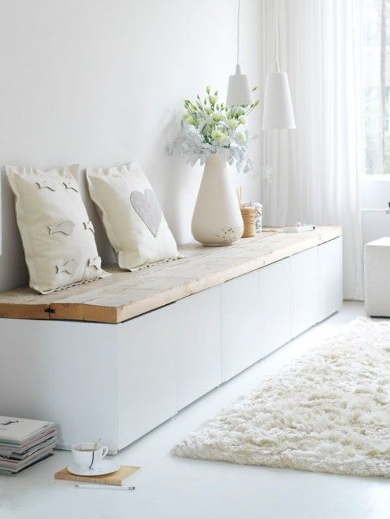 Consejos para transformar muebles de ikea woodies - Muebles para entradas ikea ...