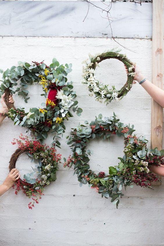 Decora tu casa con plantas de Navidad