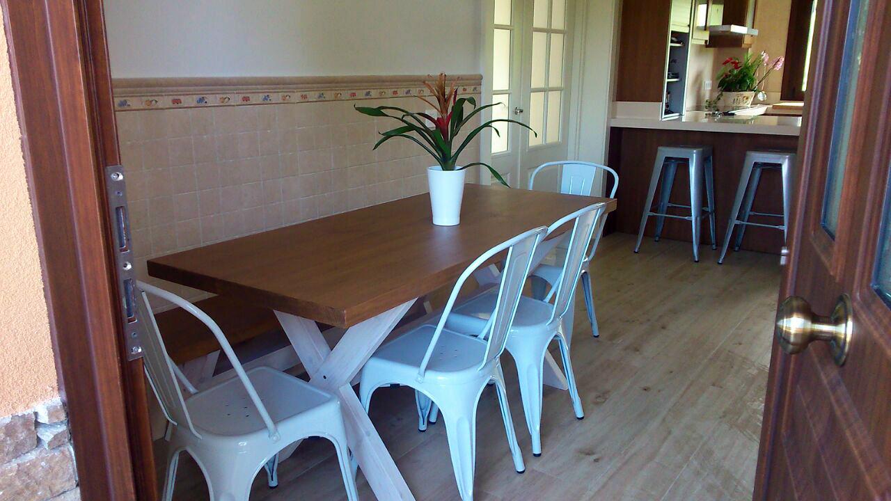Mesas de cocina tipo barra elegant awesome mesa cocina - Tipos de mesas ...