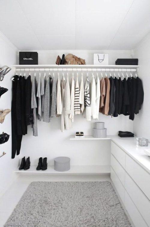 Consigue tu propio vestidor mini