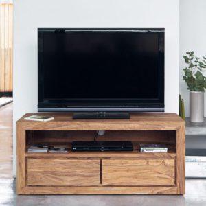 Muebles de televisi n de estilo industrial consejos y for Mueble tv 3 metros