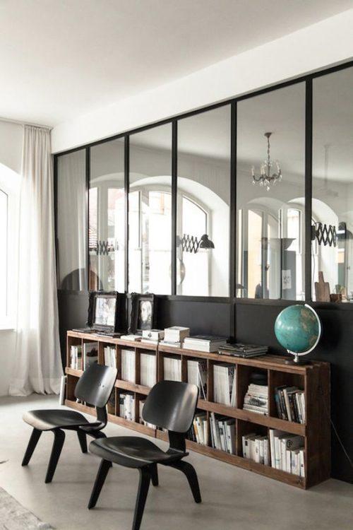 Librer a de madera a todo color muebles r sticos a medida - Disenar muebles a medida ...