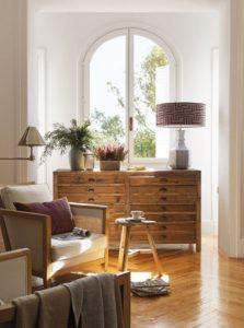 Aparadores de madera con cajones | Woodies