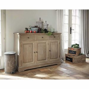 Aparadores de madera clara | Woodies