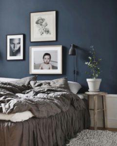 Azul oscuro, el color más zen para tu decoración