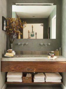 Muebles de baño de madera rústicos | Woodies