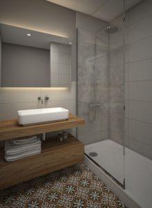 Muebles de baño minimal | Woodies