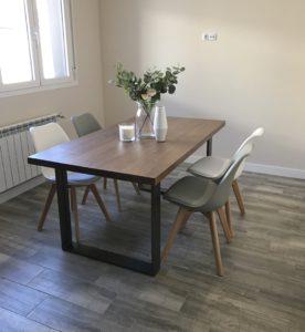 Decoración mesa de comedor con estilo para tu hogar ...