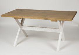 Mesa de comedor de madera conttage de woodies