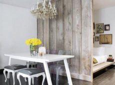 Lofts: trucos para separar un dormitorio del salón