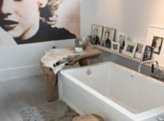 Ideas para incluir mesas auxiliares de madera