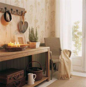 Ideas de recibidores para dar la bienvenida al otoño