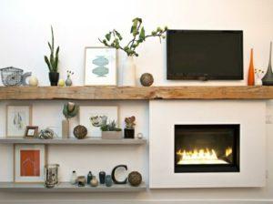 Chimeneas de bioetanol, calor y decoración
