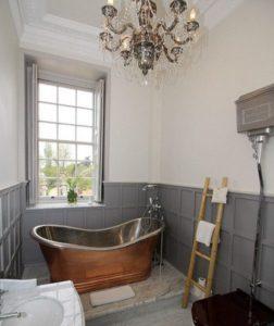 Baños de ensueño con bañeras exentas