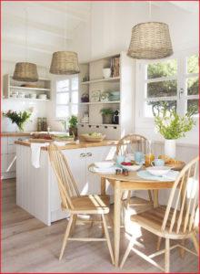Mesas pequeñas para cocinas - Muebles rústicos a medida