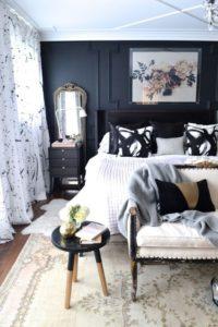 Inspiración para decorar los pies de la cama
