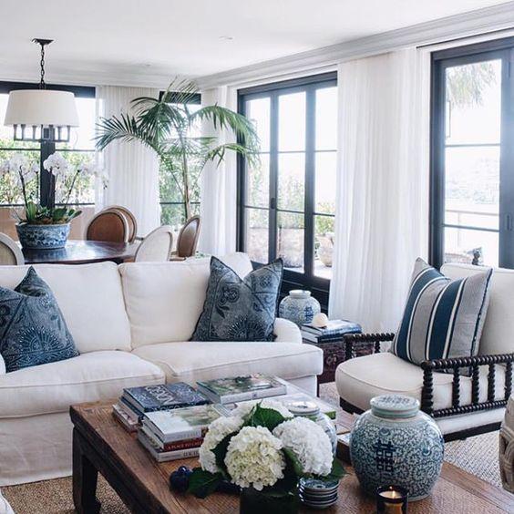 Cómo decorar con muebles de estilo colonial