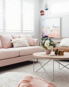 Colores que hacen más grande tu hogar