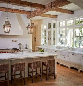 Cocinas de estilo Farmhouse