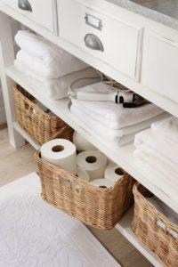 mantener el orden en pisos pequeños